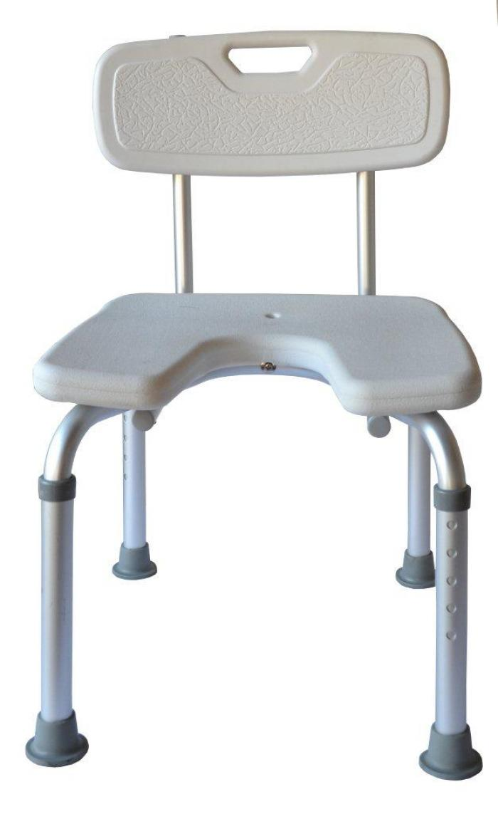 Carex Adjustable Bath And Shower Seat With Back Walmart Invacare Careguard Tool Less Shower