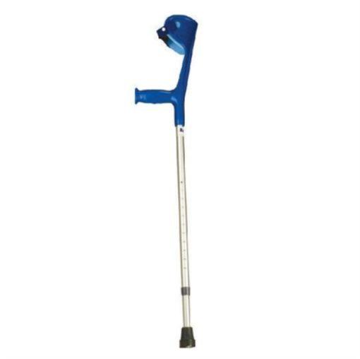 Crutches Triple D Blue