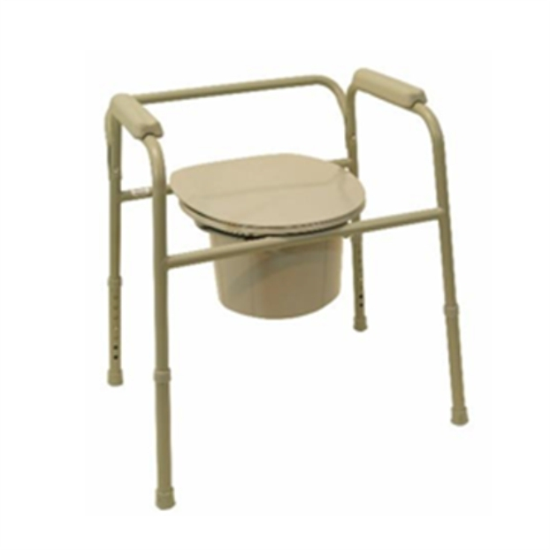 Standard Commode Heavy Duty COM TSG 130